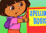 Swiper's Spelling Book Game