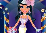 mariage, fashion, styliste, fille