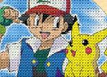 puzzle, Pokémon, observation