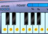 piano, musique, solfège