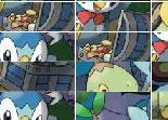 Pokémon, puzzle, Pikachu, observation