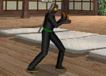 arts martiaux, karaté, combat