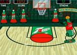 sport, basketball, tir au panier