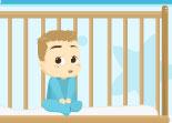 bébé, baby sitting, nounou, fille