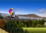 vtt, vélo, bicyclette, sport, mountain bike