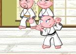 karaté, combat, arts martiaux