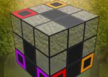 casse tête, cubes, réflexion