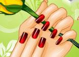manucure,ongles, nails, beauté, fille