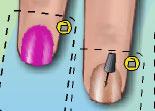 manucure, mariage, nails, ongles, beauté, fille