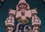 Transformers, habillage, robot, Megatron