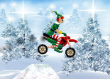 moto, motocross, elfe, bécane, 2 roues, noël