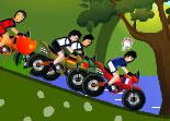 Euro 2012 Motobike Game