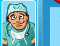 Organisation, réflexes, chirurgien, docteur, malade