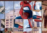 Spiderman, puzzle, observation