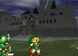 arcade, aventure, Zelda, Link, survie