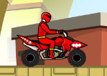 Power Rangers - Dino Ranger Atv