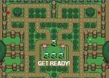 Zelda, Link, labyrinthe