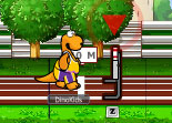 DinoKids - Athletics - 110m Hurdle