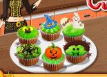 Sara's Cooking Class - Halloween Cupcakes