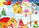 Noël, Père Noël, christmas, Santa, décoration
