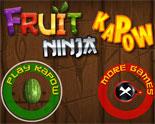 réflexe, fruit ninja, adresse