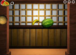 adresse, fruit ninja, réflexe