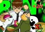 Ben10 Cut Fruit