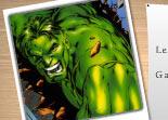 Puzzle, Hulk, observation, bruce banner, super héros