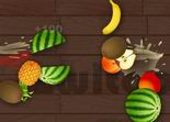 fruit ninja, adresse, réflexe