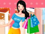 shopping, mode, habillage, boutique, achat