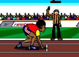 olympiques, sport, décathlon, sprint, javelot, saut en longueur