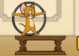 Tom et Jerry, réflexion, cartoon, adresse, chat, souris
