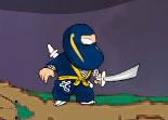ninja, plateforme, aventure