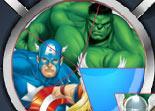 puzzle, Hulk, observation, Avengers, Bruce Banner, super héros, comics