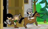 stratégie, bataille, armée, warcraft