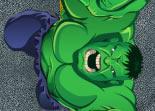 Hulk, robot, Bruce Banner, super héros