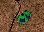 Hulk, bagarre, super héros, Bruce Banner