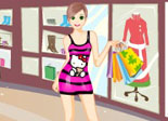 shopping, achat, boutiques de fringues, habillage, relooking