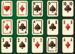 cartes, réflexion, poker