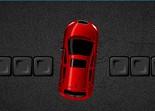 parking, Seat Leon, stationnement, voiture