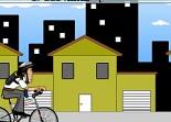 bmx, vélo, sport, bicyclette, cycliste