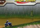 quad, distance, ATV, moto à 4 roues