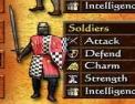 stratégie, moyen âge, guerre, défense