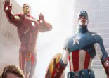 Avengers, objets cachés, observation, super héros, chiffres cachés, hulk, Thor, Captain America, Iron Man