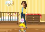 baby sitter, bébé, gestion, nounou, nourrice, baby sitting