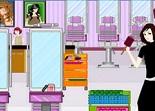 aménagement, salon de coiffure, décoration, agencement d'intérieur, décoratrice