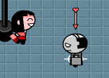 amour, flèche, Cupidon, tir à l'arc