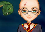 Harry Potter, habillage, héros, sorcier, dress up