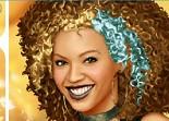 Beyoncé, relooking, beauté, maquillage, fille