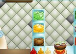 cuisine, métier, mémoire, hamburger, buger